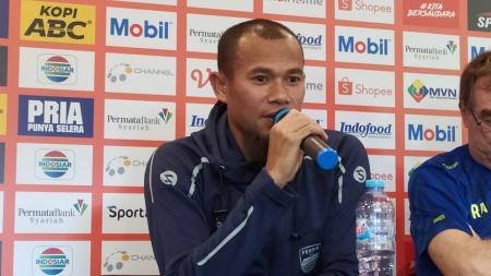 Kapten Persib Bandung, Supardi Nasir. - INDOSPORT