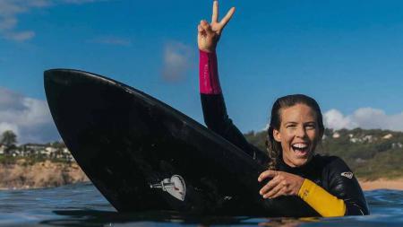 Torah Bright, atlet snowboard asal Australia. - INDOSPORT