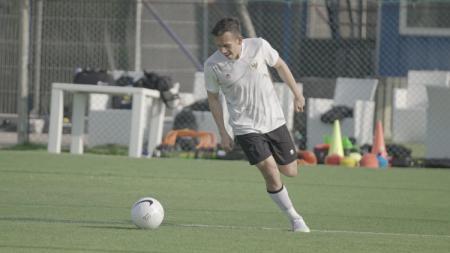 Shin Tae-yong berharap Egy Maulana Vikri dan Witan Sulaeman sudah bisa bermain saat Indonesia menghadapi Vietnam di lanjutan Kualifikasi Piala Dunia 2022. - INDOSPORT