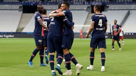 Usai boyong Georginio Wijnaldum, seperti apa formasi Paris Saint-Germain musim depan jika berhasil datangkan 4 lagi pemain incaran termasuk Cristiano Ronaldo? - INDOSPORT