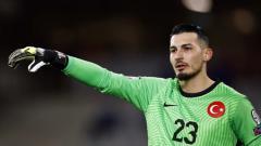 Indosport - Ugurcan Cakir, kiper muda Turki incaran Inter Milan