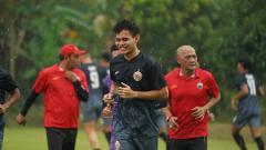 Indosport - Persija Jakarta resmi meliburkan seluruh pemain di masa PPKM Darurat.