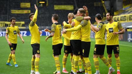Borussia Dortmund. - INDOSPORT