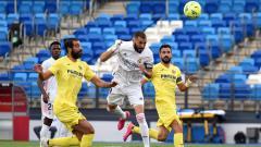 Indosport - Real Madrid suskes meraih kemenangan atas Villarreal meski akhirnya tetap gagal meraih gelar juara LaLiga Spanyol 2020-2021, Minggu (23/05/21) dini hari WIB.