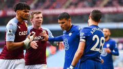 Indosport - Chelsea harus merelakan tiga poin setelah tumbang di markas Aston Villa pada laga pekan ke-38 Liga Inggris 2020-2021, Minggu (23/05/21) malam WIB.