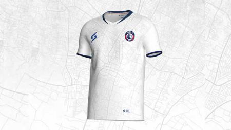 Arema FC memperkenalkan jersey away untuk Liga 1 2021 - INDOSPORT