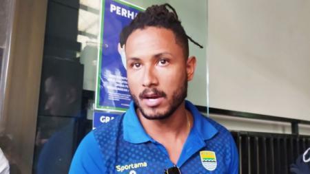 Wander Luiz absen saat Persib melawan Tira-Persikabo. - INDOSPORT