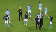 Indosport - Terjadi perselisihan antara Riyad Mahrez dan John Stones ketika Manchester City dipecundangi Chelsea di partai final Liga Champions.