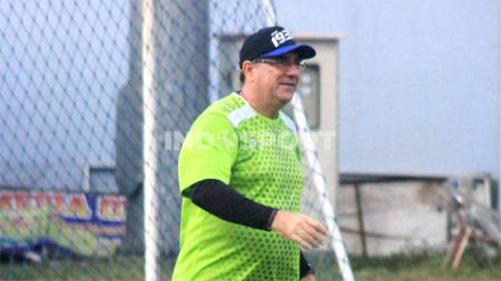 Pelatih Persib Bandung, Robert Rene Alberts. - INDOSPORT