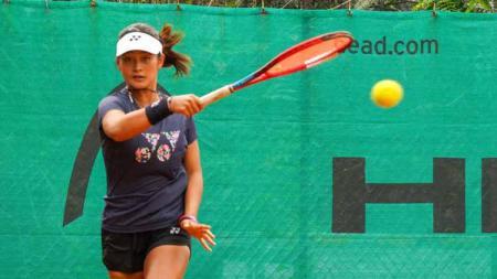 Priska Madelyn Nugroho, Petenis Muda yang Akan Tampil di  Roland Garros Junior - INDOSPORT