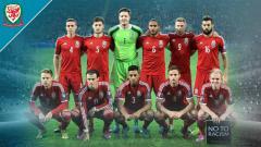 Indosport - Timnas Wales di Euro 2020.