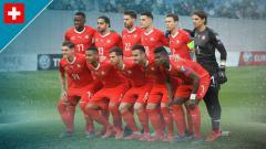 Indosport - Selesai melakoni seluruh pertandingan di Grup A Euro 2020, Timnas Swiss menghabiskan waktu dengan bermain games sambil menunggu pengumuman peringkat ketiga terbaik.