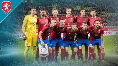 Timnas Republik Ceko di Euro 2020. - INDOSPORT