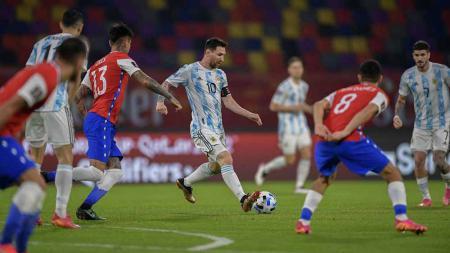 Berikut jadwal pertandingan Copa America pekan ini yang melibatkan Timnas Argentina hingga Brasil. - INDOSPORT