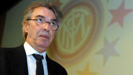 Mantan Presiden Inter Milan, Massimo Moratti. - INDOSPORT