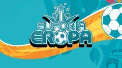 Indosport - Berikut adalah negara-negara yang lolos ke babak 16 besar Euro 2020.