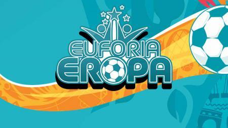 Logo Euforia Eropa Euro 2020 - INDOSPORT