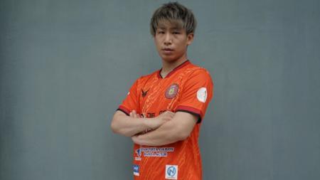 Persiraja datangkan pemain asal Jepang, Shori Murata. - INDOSPORT