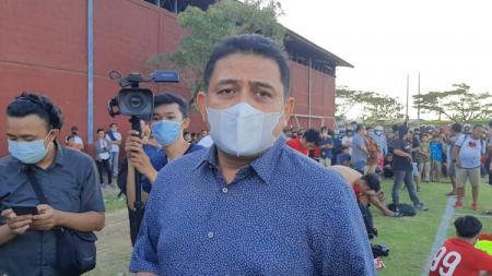 Wabah Covid-19 menjadi alasan utama PSM Makassar memilih libur saat periode pra musim Liga 1 2021/22 sementara berjalan. - INDOSPORT