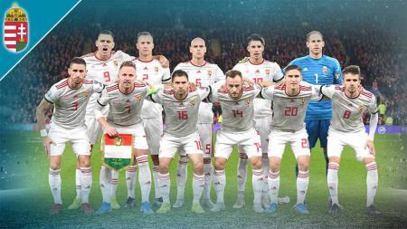 Memiliki rekam jejak gemilang di sepak bola dunia, Timnas Hungaria mengusung misi kebangkitan di gelaran Euro 2020 mendatang. - INDOSPORT
