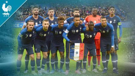 Berikut profil Timnas Prancis di Euro 2020. - INDOSPORT