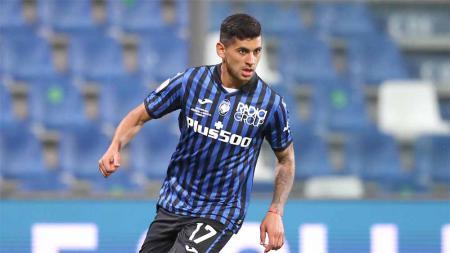 Cristian Romero, pemain Atalanta. - INDOSPORT