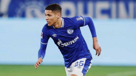 Amine Harit, bintang Schalke. - INDOSPORT