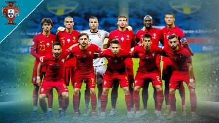 Berstatus sebagai juara bertahan, Portugal menjadi salah satu kandidat juara Euro 2020. Berikut 5 alasan A Selecao layak kembali menjadi juara di edisi ini. - INDOSPORT