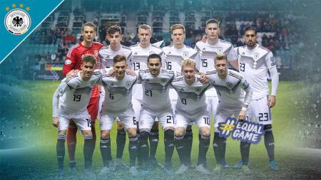 Timnas Jerman di Euro 2020. - INDOSPORT