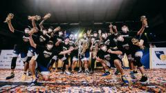 Indosport - Gelar juara IBL Indonesia 2021 yang diraih Satria Muda membawa tim tersebut merajai kompetisi basket profesional Indonesia sekaligus mengejar rekor Aspac.