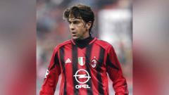 Indosport - Legenda AC Milan, Alessandro Costacurta.