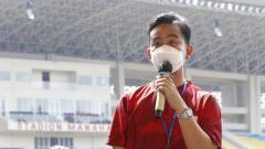 Indosport - Gibran Rakabuming Raka mengatakan Piala Wali Kota Solo akan segera digelar.