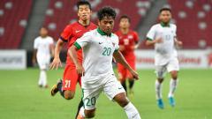 Indosport - Pemain baru PSM Makassar, Ilham Udin Armaiyn.