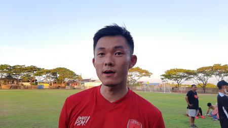 Gelandang PSM Makassar, Sutanto Tan. - INDOSPORT