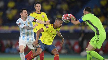 Berikut rekap hasil pertandingan Kualifikasi Piala Dunia CONMEBOL. Brasil gembira, bagaimana dengan Argentina? - INDOSPORT