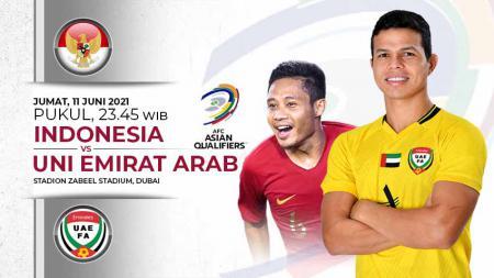 Pertandingan Indonesia vs Uni Emirat Arab (Kualifikasi PD Asia) - INDOSPORT