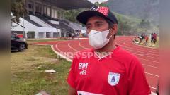 Indosport - Manajer Persipura Jayapura, Ridwan Bento Madubun.