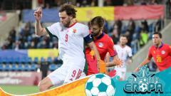 Indosport - Adam Szalaiof, pemain Timnas Hungaria.