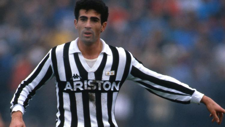 Angelo Alesio, Eks Juventus calon pelatih baru Persija Copyright: Juventus FC