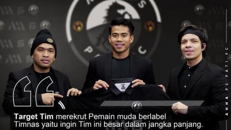 Nurhidayat Haris bergabung ke AHHA PS Pati FC. - INDOSPORT