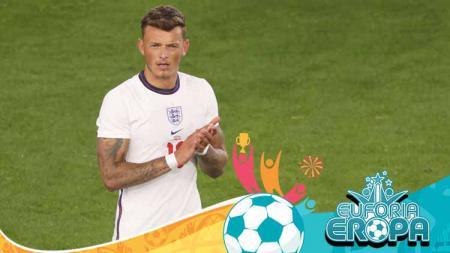 Euro 2020 jadi ajang pembuktian Ben White, bek Inggris pengganti Alexander-Arnold yang jadi rebutan Manchester United, Liverpool, dan Arsenal di bursa transfer. - INDOSPORT