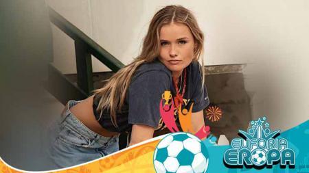 Dari model hingga pengusaha berlian dan bikini, berikut 5 WAGS cantik yang akan mendampingi para bintang timnas Belanda di Euro 2020. - INDOSPORT