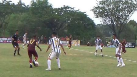 Sriwijaya FC menang 10-0 atas Depati Bahrim FC pada laga uji coba, Sabtu (12/06/21). - INDOSPORT