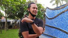Indosport - Mantan kapten Persib, Atep menceritakan pengalamannya bermain sinetron.