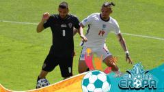 Indosport - Berikut jadwal pertandingan Euro 2020 yang berlangsung malam ini hingga dini hari nanti di mana ada aksi Inggris dan Kroasia.