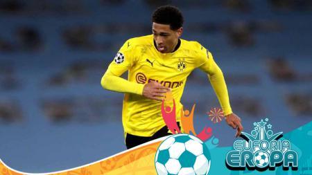 Jude Bellingham, pemain Borussia Dortmund - INDOSPORT