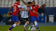 Indosport - Berikut jadwal Copa America dini hari nanti, kans nyata Chile dan Uruguay kudeta Argentina!