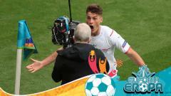 Indosport - Patrik Schick masih merajai daftar top skor Euro 2020 sementara kalahkan Cristiano Ronaldo, Romelu Lukaku, dan Ciro Immobile.