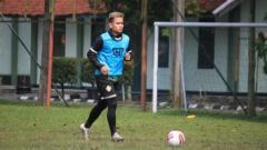 Indosport - Gelandang PSKC Cimahi, Muhammad Agung Pribadi, mengaku setelah menjalankan program latihan kondisi kebugarannya saat ini siap untuk berlaga di Liga 2.