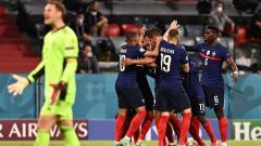 Indosport - Tanpa satupun pemainnya mencetak gol, Prancis berhasil mengandaskan perlawanan Jerman dengan skor 1-0 dalam laga kedua Grup F Euro 2020.